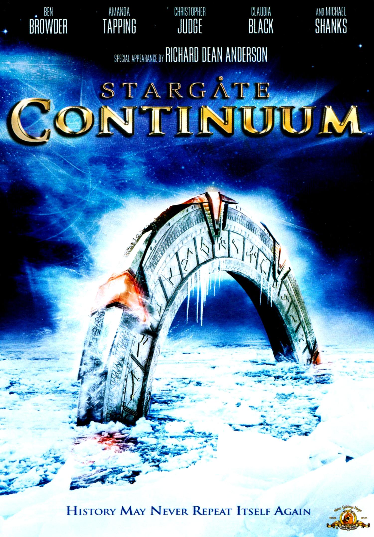 Stargate: Continuum (dvd) 8844129