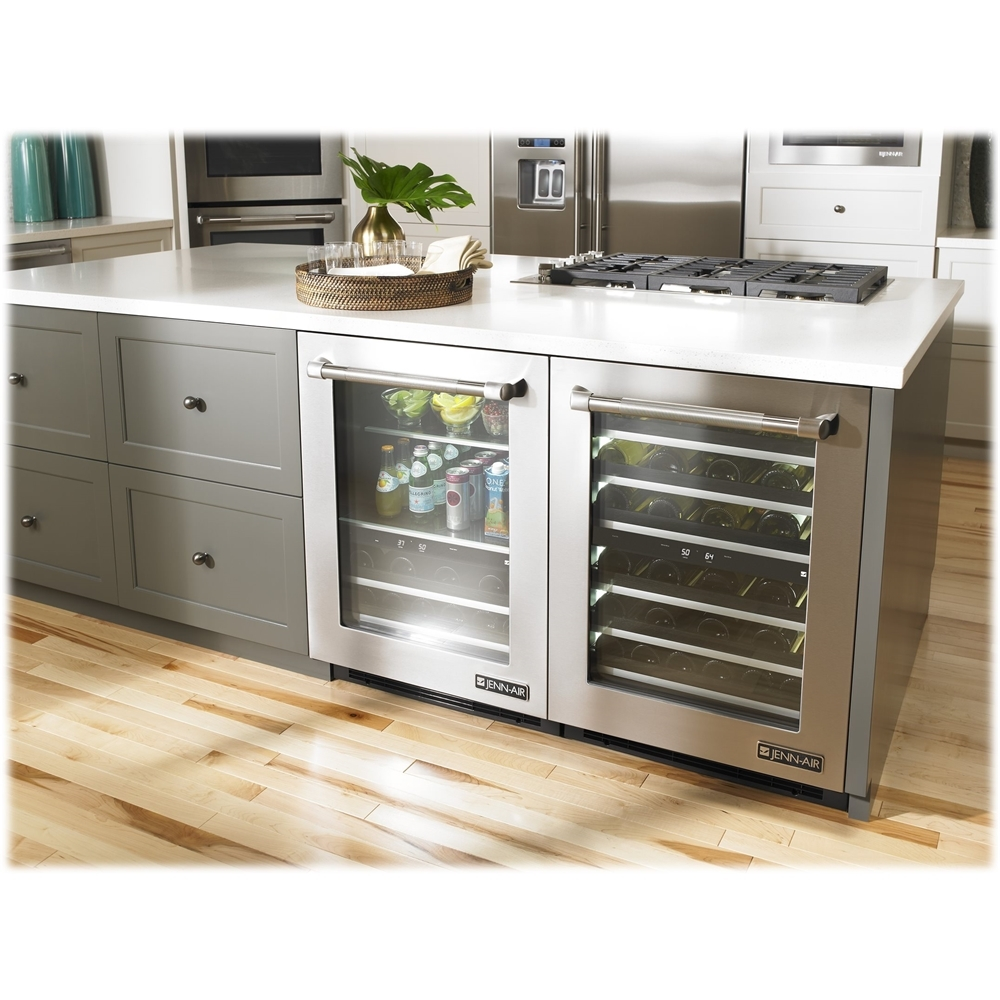 jenn air built in refrigerator. jenn-air - 5.0 cu. ft. built-in compact refrigerator stainless steel at pacific sales jenn air built in