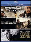 Jarhead / Kingdom / Green Zone (3 Disc) (Blu-ray Disc)