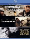 Jarhead/the Kingdom/green Zone [3 Discs] [blu-ray] 8847225
