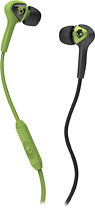 Skullcandy - Smokin' Buds Earbud Headphones - Green