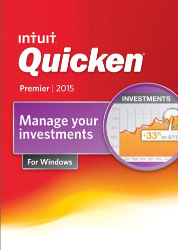 Quicken Premier 2015 - Windows