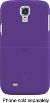 Platinum Series - Case with Holster for Samsung Galaxy S 4 Cell Phones - Purple