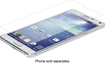 ZAGG - InvisibleShield Glass Screen Protector for Samsung Galaxy Note 4 Cell Phones - Clear