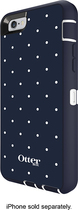 OtterBox - Defender Series Case with Holster for Apple® iPhone® 6 - Navy