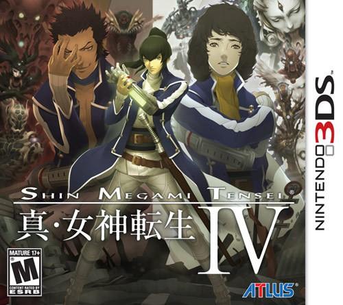 3DS-SHIN MEGAMI TENSEI...
