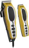 Wahl - Groom Pro Head and Total Body Grooming Kit - Yellow/Black