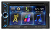"""JVC - 6.1"""" - CD/DVD - Apple® iPod®-Ready - In-Dash Receiver with Remote"""