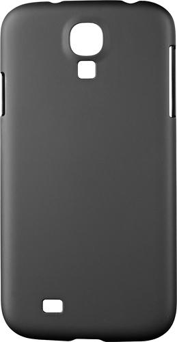 Rocketfish™ - Hard Shell Case for Samsung Galaxy S 4 Cell Phones - Black