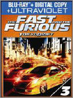 The Fast and the Furious: Tokyo Drift (Blu-ray Disc) (Ultraviolet Digital Copy) 2006