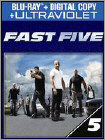 Fast Five (Blu-ray Disc) (Ultraviolet Digital Copy) 2011