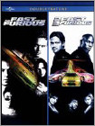 Fast & the Furious/2 Fast 2 Furious (DVD)