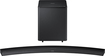 Samsung - 8.1-Channel Curved Soundbar with Subwoofer - Black