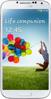 Samsung - Galaxy S 4 3G Cell Phone (Unlocked) - White