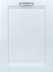 "Bosch - 800 Series 24"" Tall Tub Built-In Dishwasher - Custom Panel Ready"