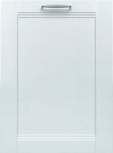Bosch - 300 Series 24 Top Control Tall Tub Built-In Dishwasher with Stainless-Steel Tub - Custom Panel Ready