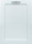"Bosch - 300 Series 24"" Tall Tub Built-In Dishwasher - Custom Panel Ready"