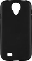 Rocketfish™ Mobile - Soft Case for Samsung Galaxy S 4 Cell Phones - Black