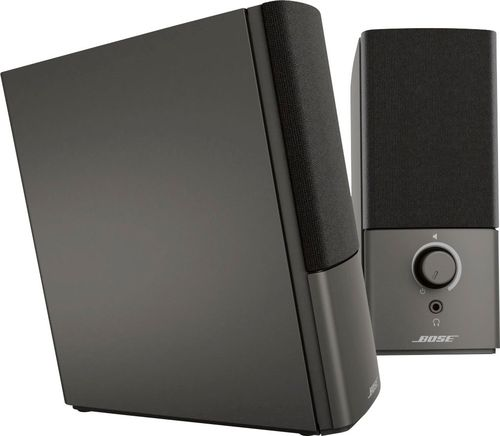 Bose® - Companion® 2 Series III Multimedia Speaker System (2-Piece)