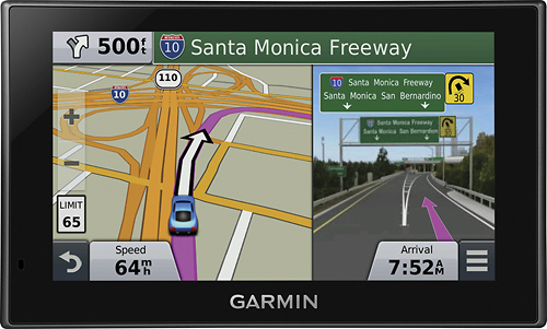 Garmin - nüvi 2789LMT 7 GPS with Built-In Bluetooth and Lifetime Map and Traffic Updates - Black