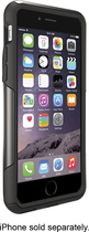 OtterBox - Commuter Series Wallet Case for Apple® iPhone® 6 - Black