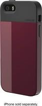 LUNATIK - FLAK Case for Apple® iPhone® 5 and 5s - Dark Raspberry