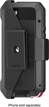 LUNATIK - TAKTIK Belt Clip Holster for Apple® iPhone® 5 and 5s - Black