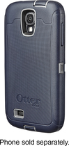 OtterBox - Defender Series Case for Samsung Galaxy S 4 Mobile Phones - Blue