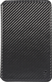 M-Edge Accessories - Case for Google Nexus 7 Tablets - Carbon Fiber Black