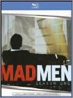 Mad Men: Season 1 (3 Discs) (Blu-ray Disc) (Enhanced Widescreen for 16x9 TV)