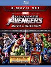 Ultimate Avengers 3 Movie Collection [2 Discs] [blu-ray] 8875637