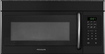 Frigidaire - 1.6 Cu. Ft. Over-the-range Microwave - Black