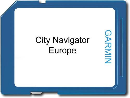 Garmin - City Navigator for Europe