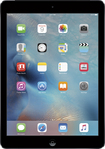 Apple® - iPad® Air with Wi-Fi + Cellular - 32GB - (Verizon Wireless) - Space Gray/Black