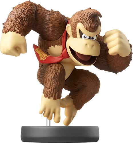 amiibo Figure (Donkey Kong) - Nintendo Wii U