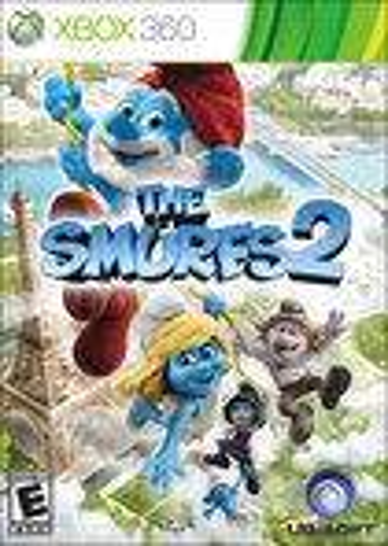 The Smurfs 2 - Xbox 360