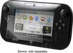 ZAGG - InvisibleShield HD Screen for Nintendo Wii U - Clear
