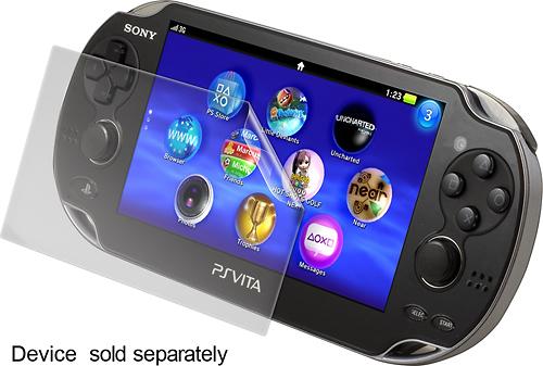 Zagg - InvisibleShield HD Screen for PS Vita