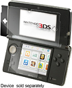 Zagg - InvisibleShield Smudge Screen for Nintendo 3DS