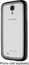 Belkin - Surround Case for Samsung Galaxy S 4 Mobile Phones - Black/Gray