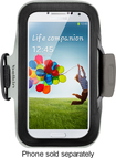 Belkin - Slim-Fit Armband Case for Samsung Galaxy S 4 Mobile Phones - Black