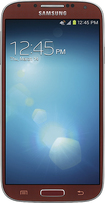 Samsung - Galaxy S 4 4G Cell Phone - Red (AT&T)
