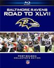 Nfl: Baltimore Ravens - Road To Xlvii [2 Discs] [blu-ray] 8889788