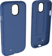 Incase - Slider Case for Samsung Galaxy S 4 Mobile Phones - Cobalt