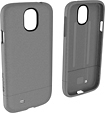 Incase - Crystal Slider Case for Samsung Galaxy S 4 Mobile Phones - Silver