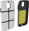 SYSTM by Incase - Chisel Case for Samsung Galaxy S 4 Mobile Phones - White/Black