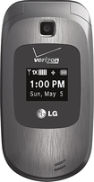 LG - Revere 2 Cell Phone (Verizon) - Gray (Verizon Wireless)