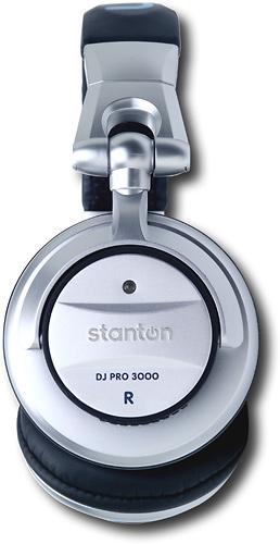 Stanton - DJ PRO 3000 Headphones - Silver