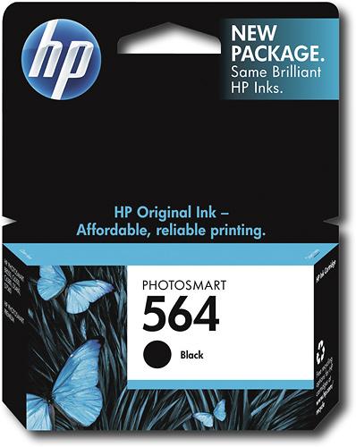 HP - 564 Ink Cartridge - Black