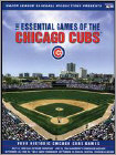 Essential Games Of The Chicago Cubs (4 Disc) (DVD)